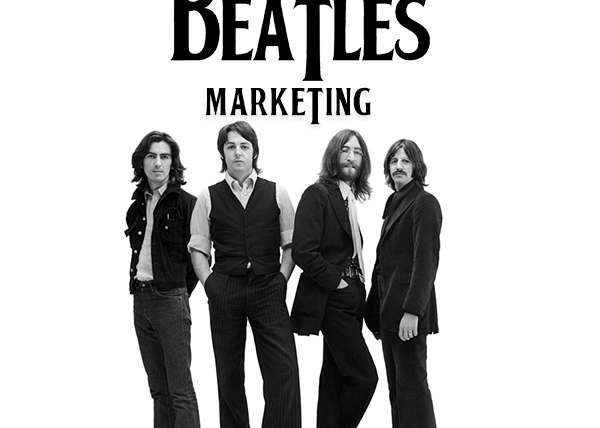 ¿Qué tácticas de marketing usaron los Beatles?
