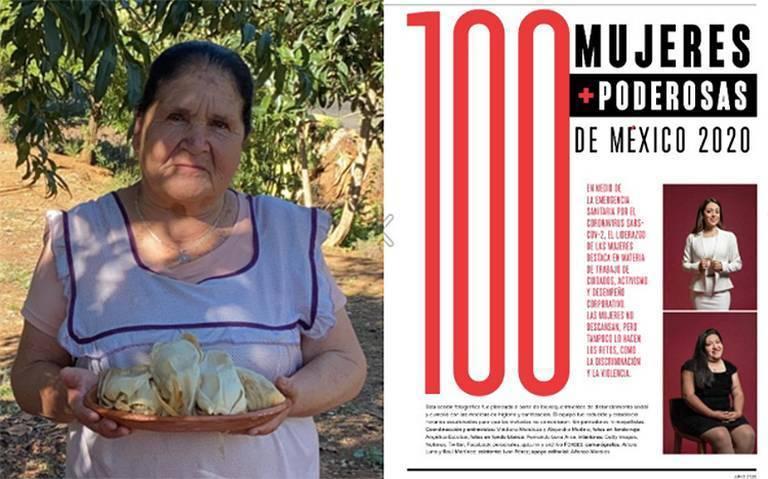 Doña Ángela, una de las mujeres más poderosas de México
