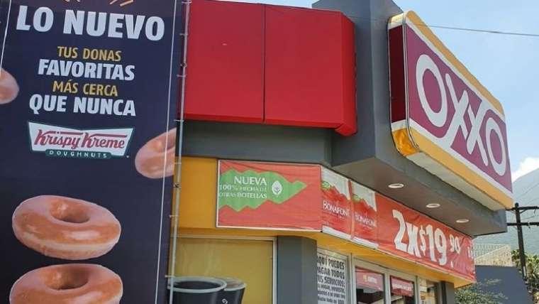 ¡Krispy Kreme en Oxxo! Ahora aquí podrás comprar donas, afirman en redes
