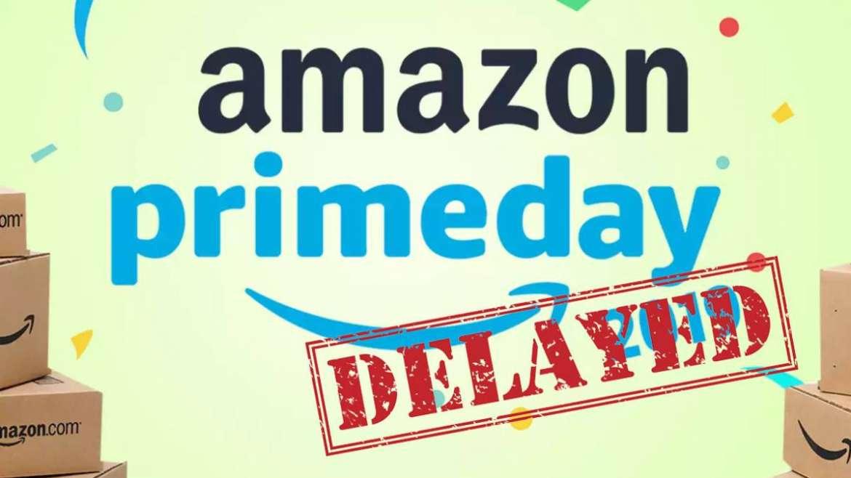 Amazon podría posponer su #PrimeDay a Octubre