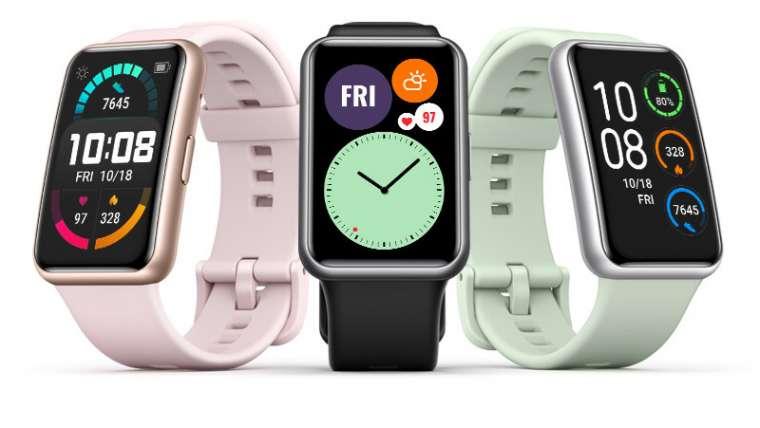 Huawei Watch Fit llega a México; el primer reloj fitness de la marca