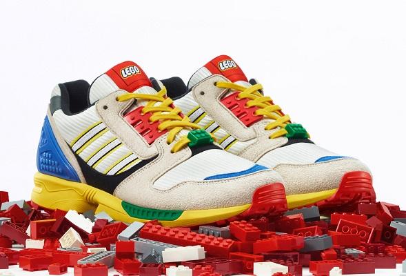 Marketing de nostalgia: Adidas y LEGO lanzarán tenis edición especial dentro de México