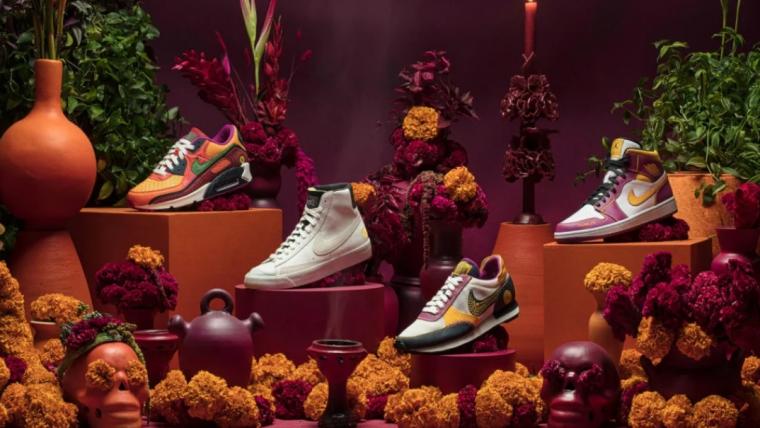 Nike x Día de Muertos 2020: Dónde comprarlos y cuánto cuestan