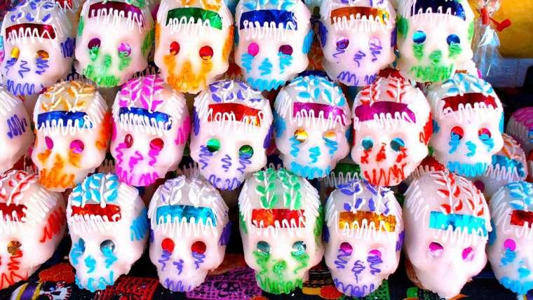 Sin calaverita: Ventas de dulces artesanales en picada