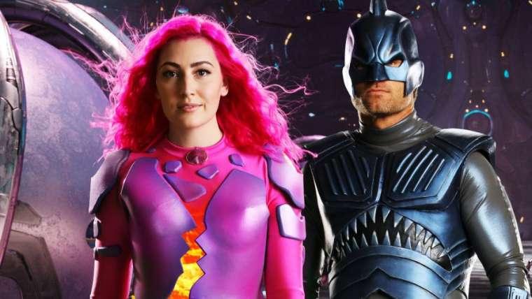 ¡Más aventuras! Netflix revela imágenes y fecha de estreno de secuela de 'Sharkboy y Lavagirl'