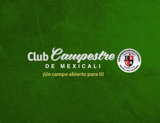 club campestre de mexicali marketing